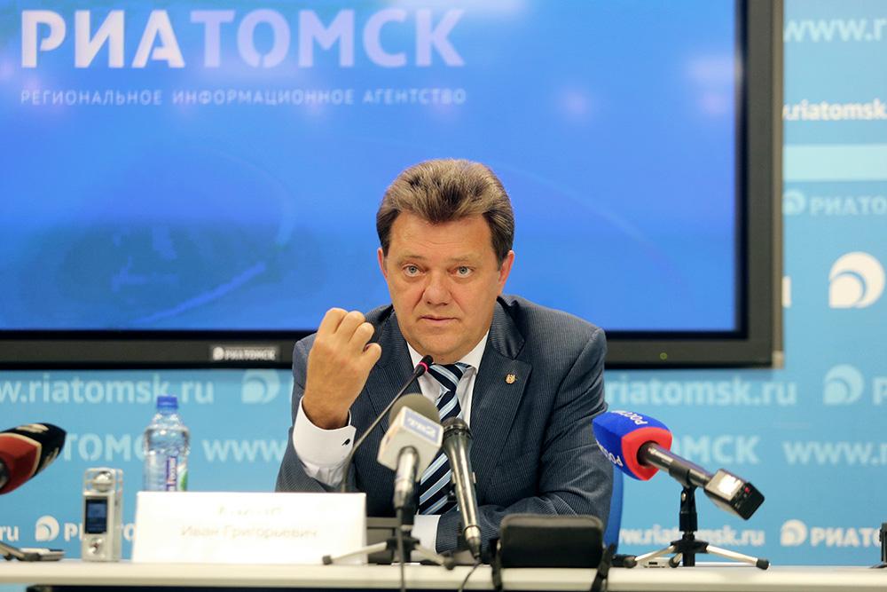 Бывший начальник санитарной милиции Томска возглавил управление мэрии