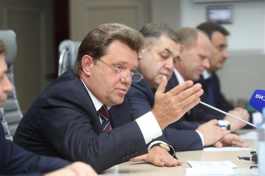 Мэр Томска Иван Кляйн заработал за прошлый год более 80 млн. рублей