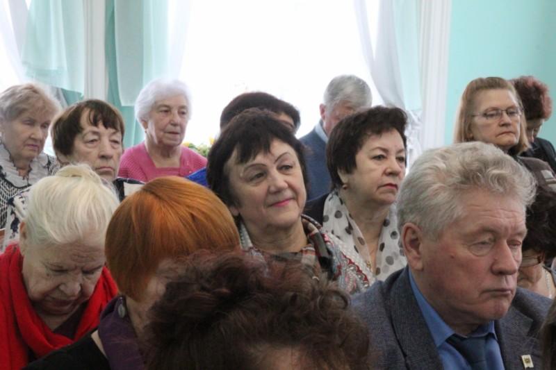 совет ветеранов советского района томска фото пожелаю