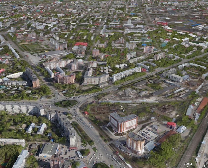 фотографии томска города