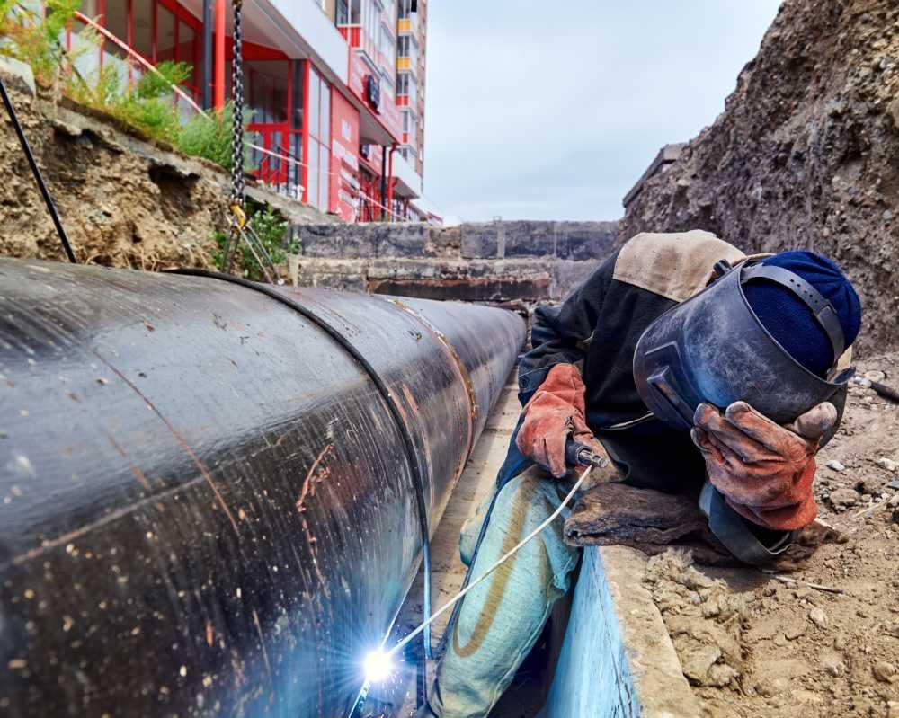 В  Томске завершена  реконструция  сетей теплоснабжения по улицам Мокрушина и Айвазовского