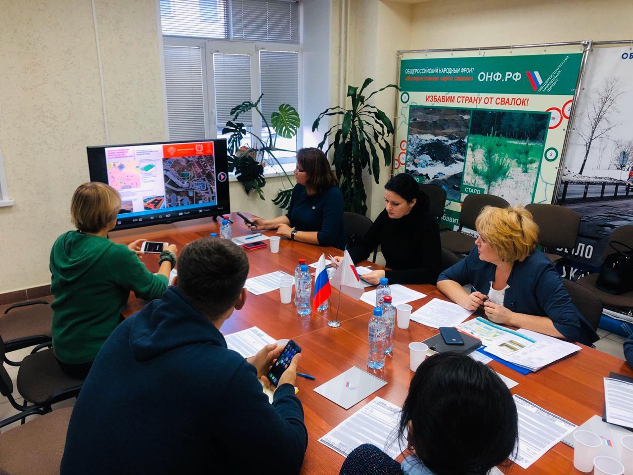 По поручению мэра Ивана Кляйна в Томске продолжаются общественные обсуждения проектов будущего благоустройства