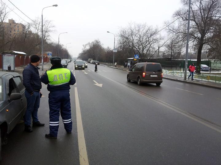 Операция «Пешеход» пройдет сегодня на улицах Томска