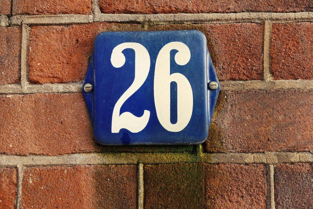 «Санитарная милиция» Томска проверяет наличие адресных указателей в жилых микрорайонах