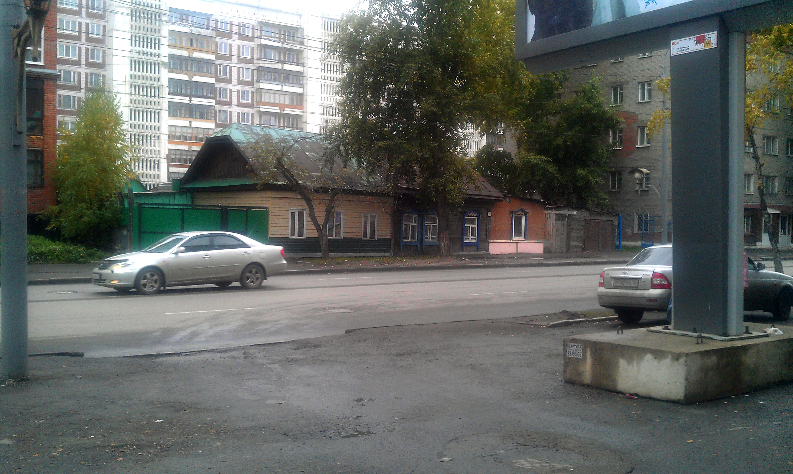 автобусный маршрут № 25 томск схема